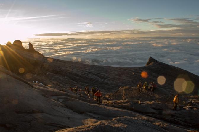 Climbing Mount Kinabalu 6