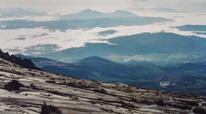 mT KINABALU pHOTOS 1994