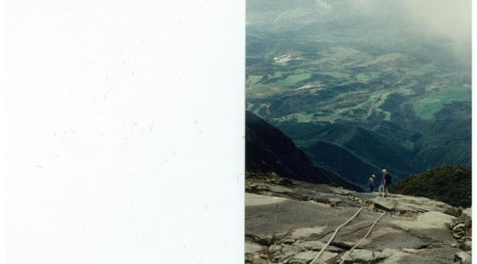 Climbing Mt Kinabalu 1
