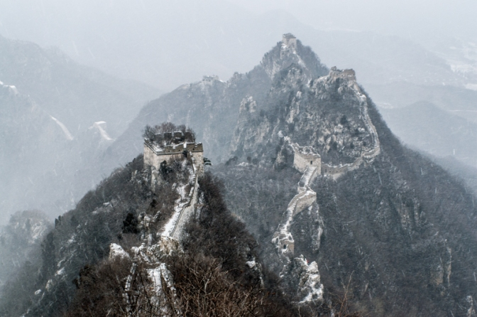 Great Wall Hike – Jiankou to Mutianyu pHotos2017