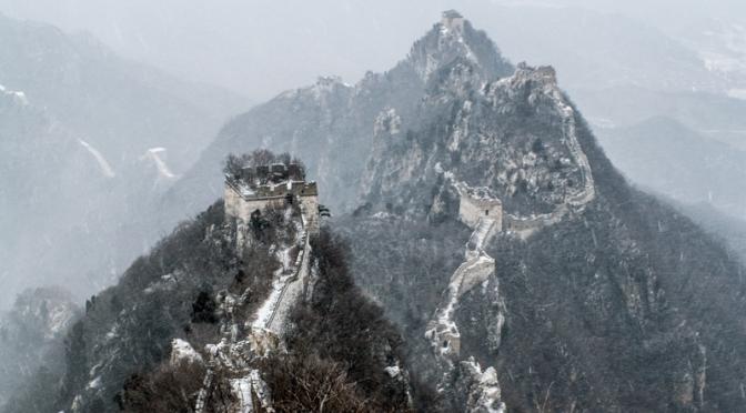 Great Wall Hike – Jiankou to Mutianyu pHotos2017