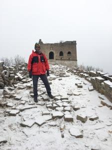 Jiankou to Mutianyu Hike