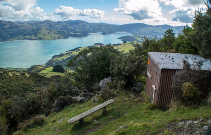 Banks Peninsula Trek, Akaroa
