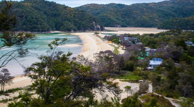 Able Tasman Coastal Track – day 2