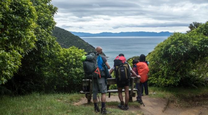 Able Tasman Coastal Track – day 4
