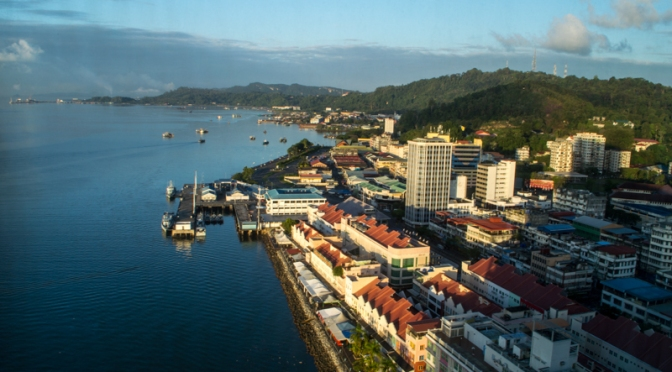 Sandakan – a rustic old-world vibe